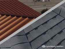 Metal vs Shingle Roofing